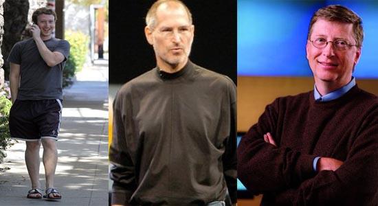 IL FONDATORE DI FACEBOOK Mark Zuckerberg: Secondo GQ il peggio vestito della Silicon Valley